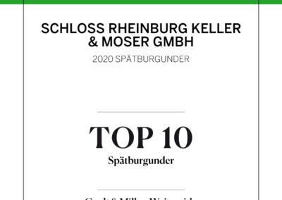 TOP 10 Gault&Millau